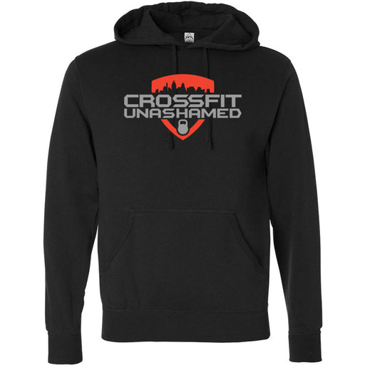 CrossFit Unashamed - 100 - Standard - Independent - Hooded Pullover Sweatshirt
