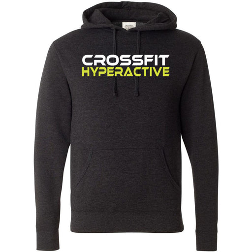 CrossFit Hyperactive - 100 - Standard - Independent - Hooded Pullover Sweatshirt