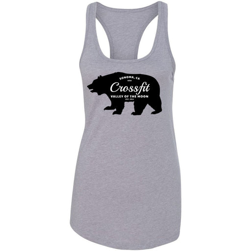 CrossFit Valley of the Moon - 100 - 05 Wilderness - Next Level - Women's Ideal Racerback Tank