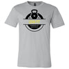 CrossFit Potcake - 100 - Lean Fit - Bella + Canvas - Men's Short Sleeve Jersey Tee