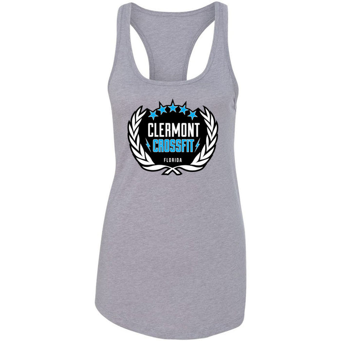 Clermont CrossFit - Standard - Next Level - Women's Ideal Racerback Tank