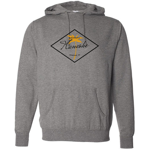 CrossFit Kaneohe - 100 - O2 - Independent - Hooded Pullover Sweatshirt