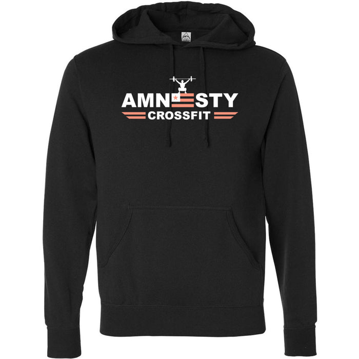Amnesty CF - 201 - Private - Independent - Hooded Pullover Sweatshirt