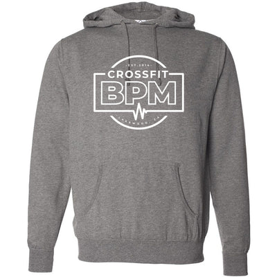 CrossFit BPM - 100 - Standard - Independent - Hooded Pullover Sweatshirt
