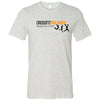 CrossFit Mildura - 100 - Standard - Bella + Canvas - Men's Short Sleeve Jersey Tee