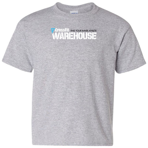 CrossFit Warehouse - 100 - Standard - Gildan - Heavy Cotton Youth T-Shirt