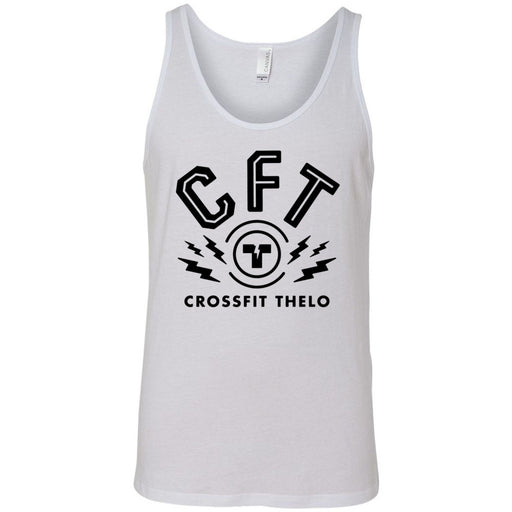 CrossFit Thelo - 100 - CFT - Bella + Canvas - Men's Jersey Tank