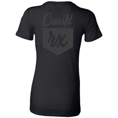 CrossFit Rx - 200 - Cursive - Bella + Canvas - Women's The Favorite Tee