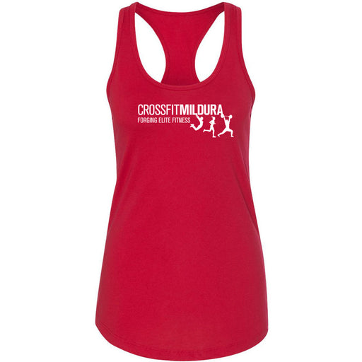 CrossFit Mildura - 100 - Standard - Next Level - Women's Ideal Racerback Tank