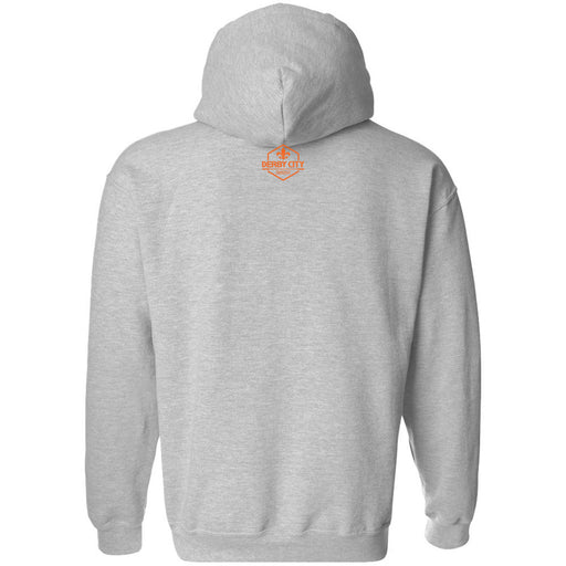 Derby City CrossFit - 201 - Nirvana Orange - Gildan - Heavy Blend Hooded Sweatshirt
