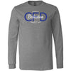 CrossFit Dedication - 100 - Insignia - Bella + Canvas 3501 - Men's Long Sleeve Jersey Tee