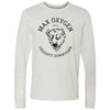 Max Oxygen CrossFit - 202 - Buffalo - Bella + Canvas 3501 - Men's Long Sleeve Jersey Tee