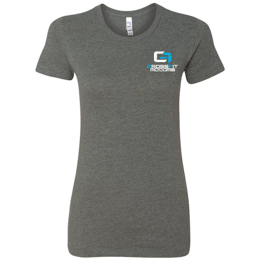 CrossFit McComb - 100 - Pocket - Bella + Canvas - Women's The Favorite Tee