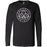 CrossFit The Club - 100 - Standard - Bella + Canvas 3501 - Men's Long Sleeve Jersey Tee