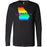 CrossFit Rx - 100 - Atari - Bella + Canvas 3501 - Men's Long Sleeve Jersey Tee