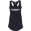 CrossFit Lake Mary - 100 - Standard  - Next Level Women's Ideal Racerback Tank