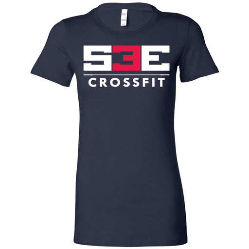 S3E CrossFit - 100 - Standard - Bella + Canvas - Women's The Favorite Tee