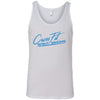 CrossFit Saint Simons - 100 - Blue - Bella + Canvas - Men's Jersey Tank