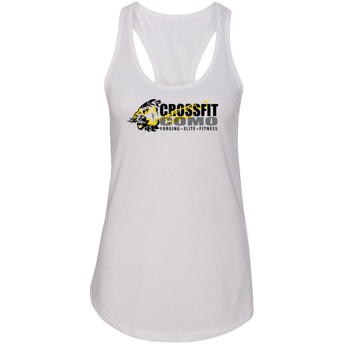 CrossFit Como - 100 - Standard - Next Level - Women's Ideal Racerback Tank