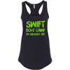 CrossFit TNT - 100 - Swift Green - Next Level - Women's Ideal Racerback Tank