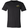 CrossFit Bearden - 200 - Cursive - Bella + Canvas - Men's Short Sleeve Jersey Tee