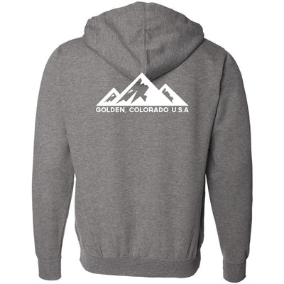 5280 CrossFit - 201 - Kettlebell - Independent - Hooded Pullover Sweatshirt