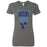 CrossFit Snaga - 200 - Snatch - Bella + Canvas - Women's The Favorite Tee