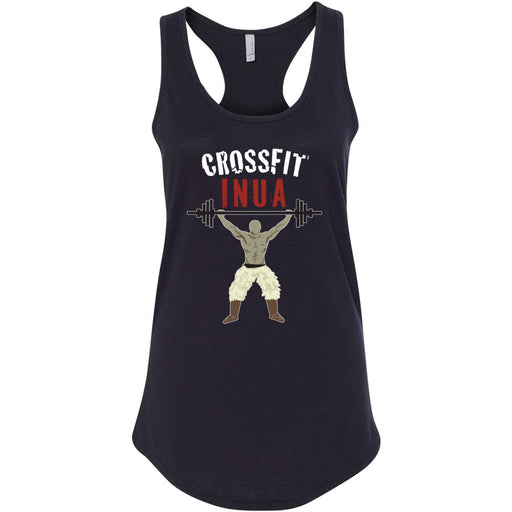 CrossFit Inua - 100 - Barbell - Next Level - Women's Ideal Racerback Tank