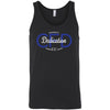 CrossFit Dedication - 100 - Insignia - Bella + Canvas - Men's Jersey Tank
