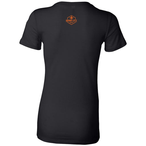 Derby City CrossFit - 200 - Nirvana Orange - Bella + Canvas - Women's The Favorite Tee