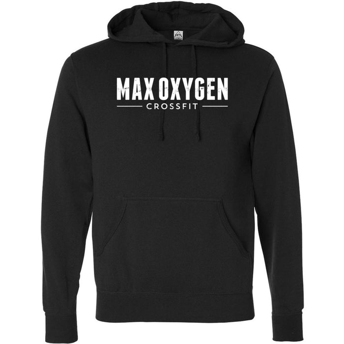 Max Oxygen CrossFit - 201 - Strength - Independent - Hooded Pullover Sweatshirt