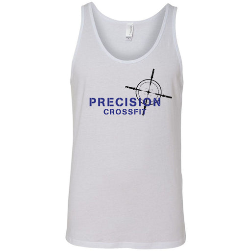 Precision CrossFit - 100 - Precision - Bella + Canvas - Men's Jersey Tank