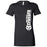 Lake Hills CrossFit - 100 - Vertical - Bella + Canvas - Women's The Favorite Tee