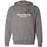 Precision CrossFit - 201 - White - Independent - Hooded Pullover Sweatshirt