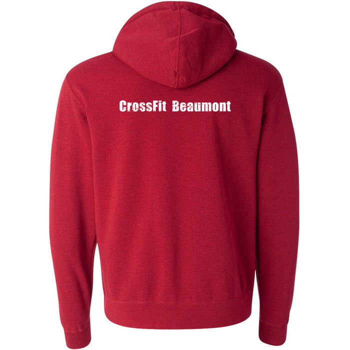 CrossFit Beaumont - 201 - One Color - Independent - Hooded Pullover Sweatshirt