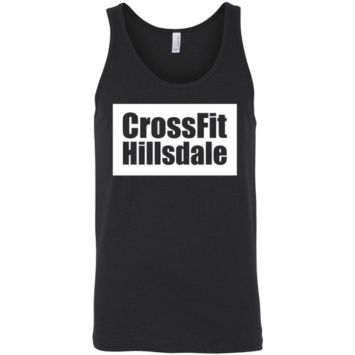 CrossFit Hillsdale - 100 - Standard - Bella + Canvas - Men's Jersey Tank