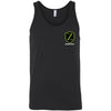 Warriorz CrossFit - 100 - Pocket Size - Bella + Canvas - Men's Jersey Tank