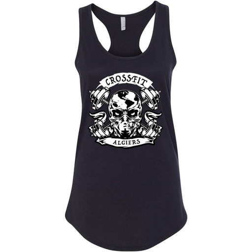 CrossFit Algiers - 100 - Strong People - Next Level - Women's Ideal Racerback Tank