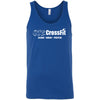 GTS CrossFit - 100 - One Color - Bella + Canvas - Men's Jersey Tank