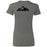 5280 CrossFit - 200 - Kettlebell - Bella + Canvas - Women's The Favorite Tee