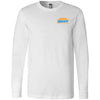 Yucaipa CrossFit - 100 - Pocket - Bella + Canvas 3501 - Men's Long Sleeve Jersey Tee