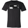 Classified CrossFit - 100 - Standard - Bella + Canvas - Men's Short Sleeve Jersey Tee