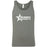 CrossFit Marquette - 100 - Bella + Canvas - Men's Jersey Tank