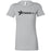 South Island CrossFit - 100 - Stacked - Bella + Canvas - Women's The Favorite Tee