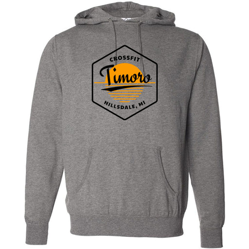 CrossFit Timoro - 100 - AA2 Paradise - Independent - Hooded Pullover Sweatshirt
