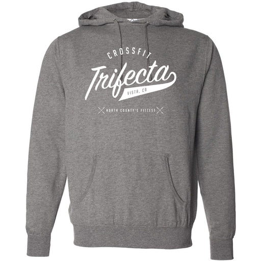 CrossFit Trifecta - 100 - Script - Independent - Hooded Pullover Sweatshirt