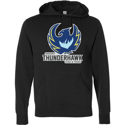 CrossFit ThunderHawk - 100 - Standard - Independent - Hooded Pullover Sweatshirt