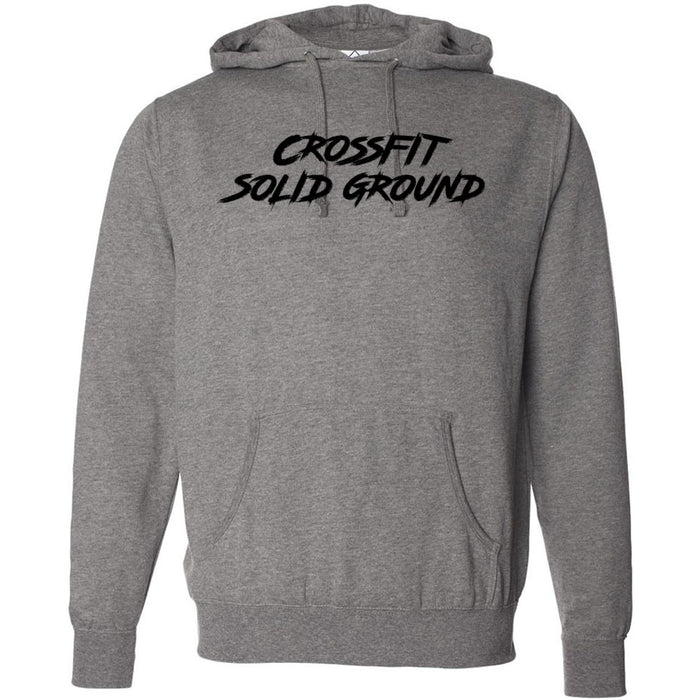 CrossFit Solid Ground - 100 - Standard - Independent - Hooded Pullover Sweatshirt
