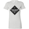 Iron House CrossFit - 100 - 2020 Open 20.3 - Bella + Canvas - Women's The Favorite Tee