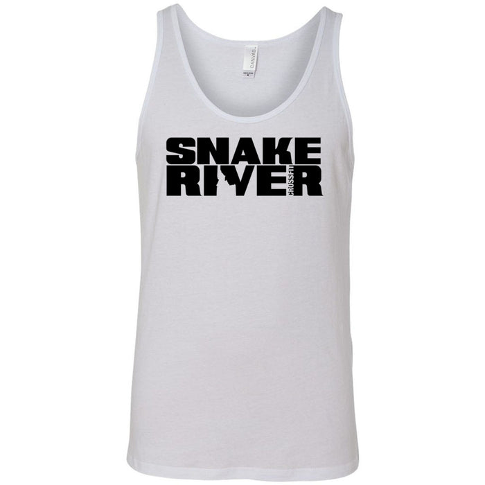 Snake River CrossFit - 100 - Standard - Bella + Canvas - Men's Jersey Tank